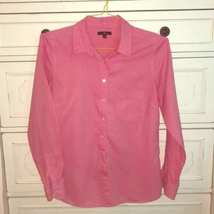 Pink Gap Oxford (Size Medium)